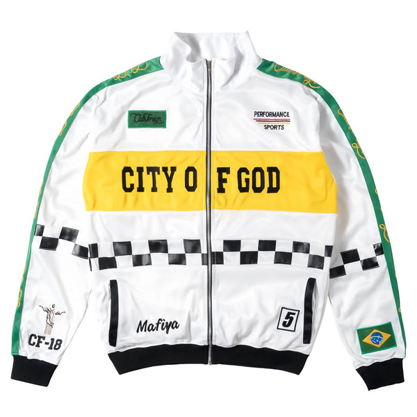 ClubForeign Brazil Mafiya Tracksuit For Men Jacket and Pants - Trends Society