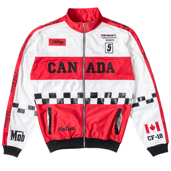 ClubForeign Canada Mafiya Tracksuit For Men Jacket and Pants - Trends Society