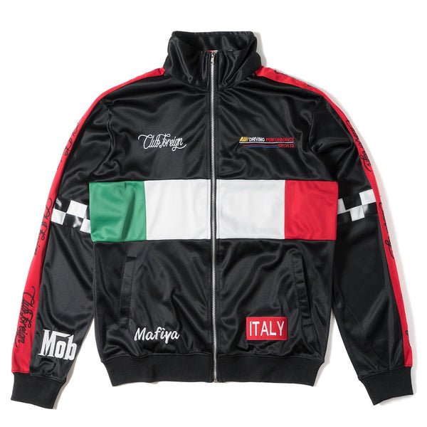 ClubForeign Italy Mafiya Tracksuit For Men Jacket and Pants - Trends Society
