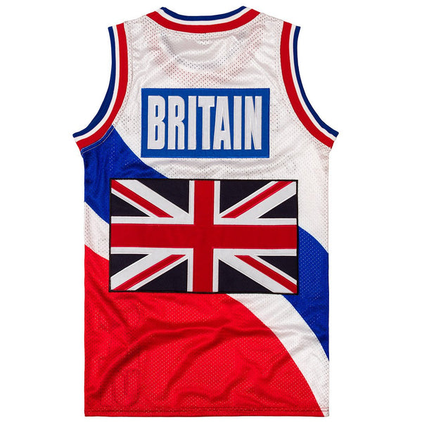 Club Foreign Sport Slim Fit Men Jersey Britain - Trends Society