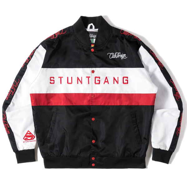 "Club Foreign x Stuntgang Bomber Jacket ""Original"" - Trends Society"