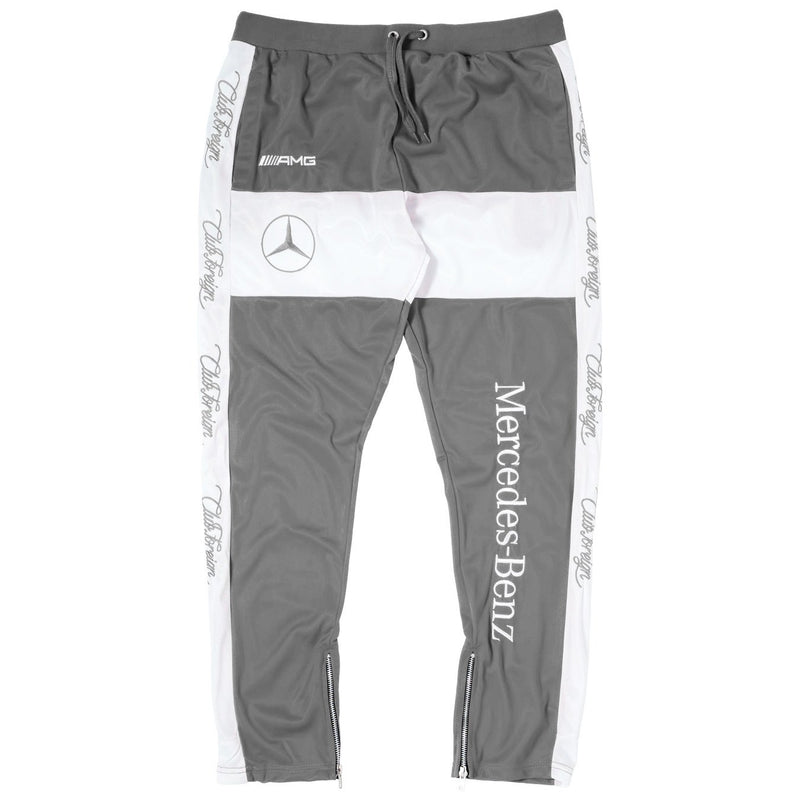 "ClubForeign Tracksuit For Men Jacket and Pants ""Merc"" Metallic"