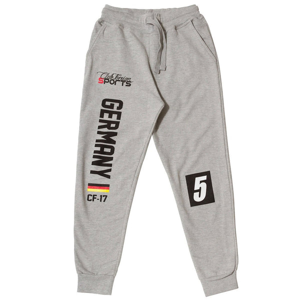 ClubForeign Sports Germany Series Pants Grey - Trends Society