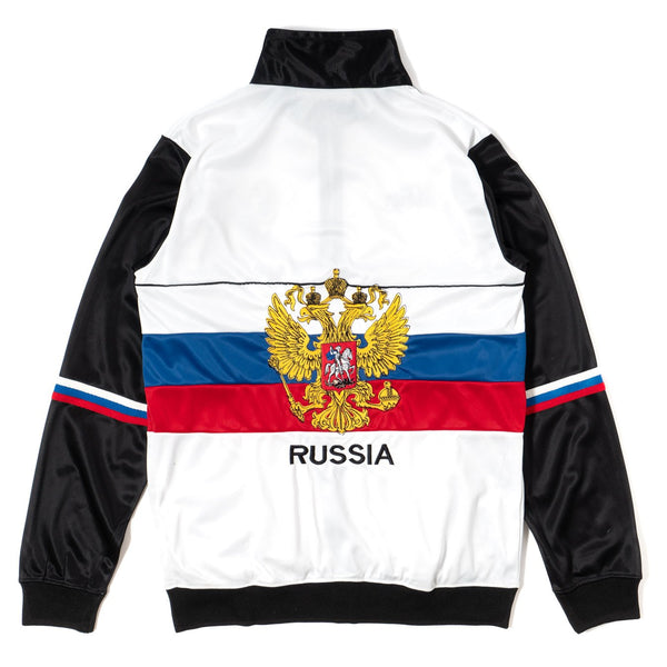 ClubForeign Russia Tracksuit For Men Jacket and Pants Back
