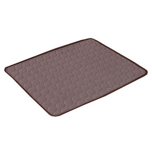 Summer Cooling Mats Blanket Ice Pet Dog Bed Sofa Mats For Dogs Cats Sofa Portable Tour Camping Yoga Sleeping Pet Accessories