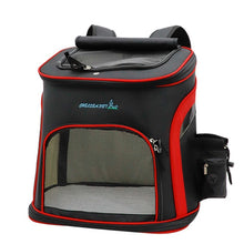 Dog Bag Breathable Dog Backpack Large Capacity Cat Carrying Bag Portable Outdoor Travel Pet Carrier L