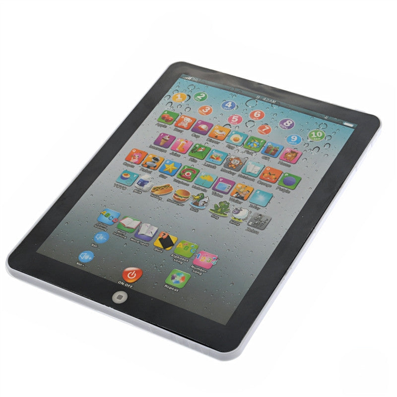 Funny Tablet PC Touch Screen English Learning Machine Educational Toy - Necessities Australia