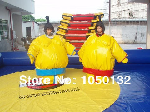 Inflatable Fat Sumo Suits