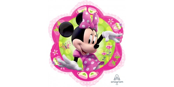 "18"" Minnie / Flower Shape"