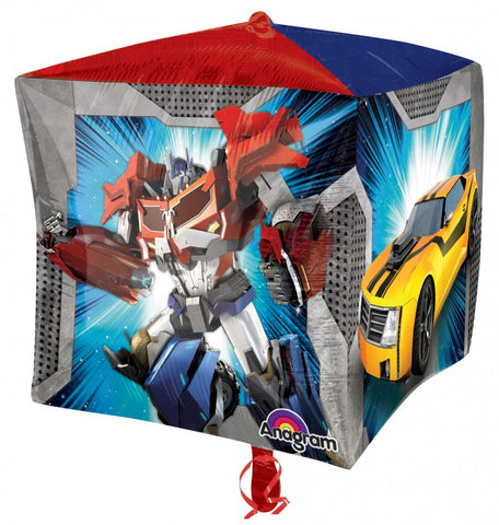 UltraShape Transformers Animated