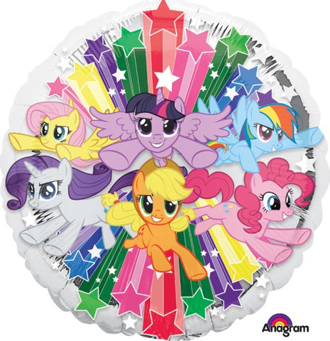 Standard My Little Pony Gang