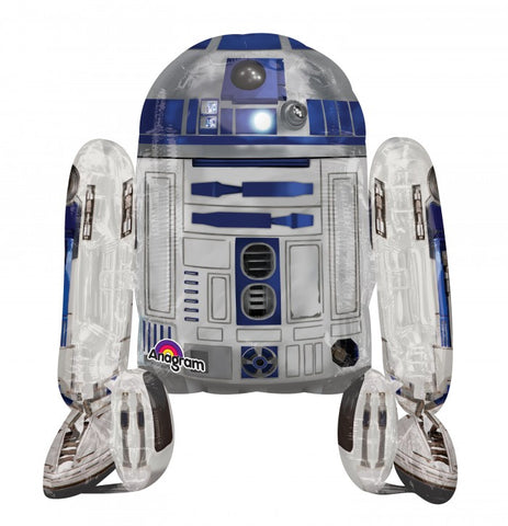AirWalkers: Star Wars R2D2