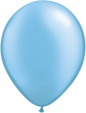 "12"" Baby blue latex"