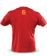 Collectors Retro Red Tee