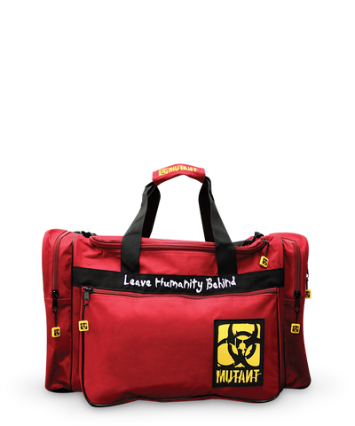 MUTANT LHB Red Leisure Bag
