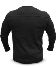 LHB Black Thermal Long Sleeve Top
