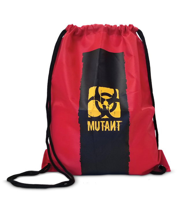 MUTANT Drawstring Gym Backpack