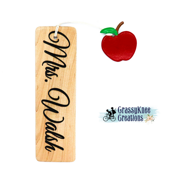 Teacher Bookmark