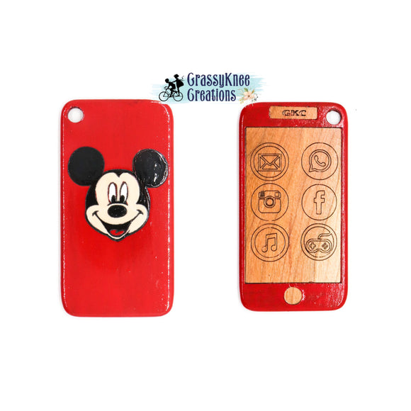 Mr Mouse Smartphone
