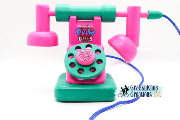 Puppy Friends Antique Phone Preorder