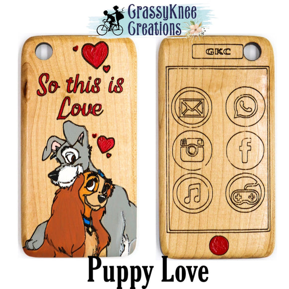 Puppy Love Smartphone