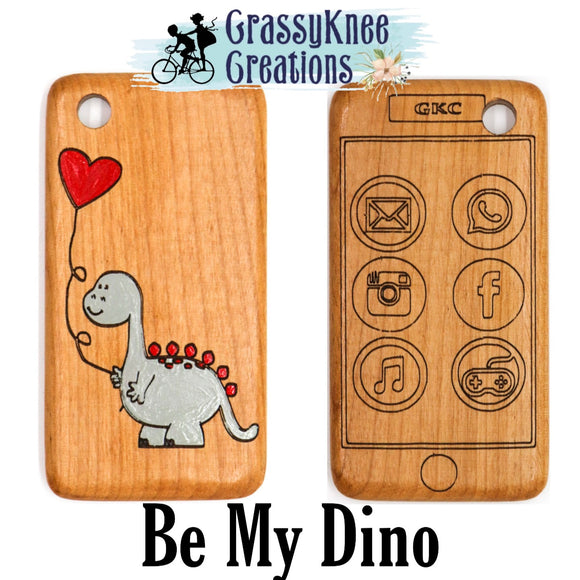 Be My Dino Smartphone