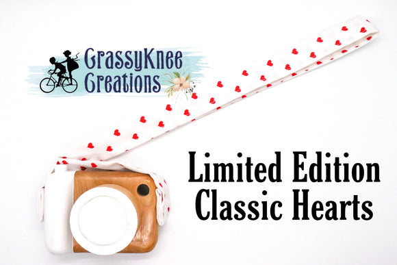 Limited Edition Classic Hearts