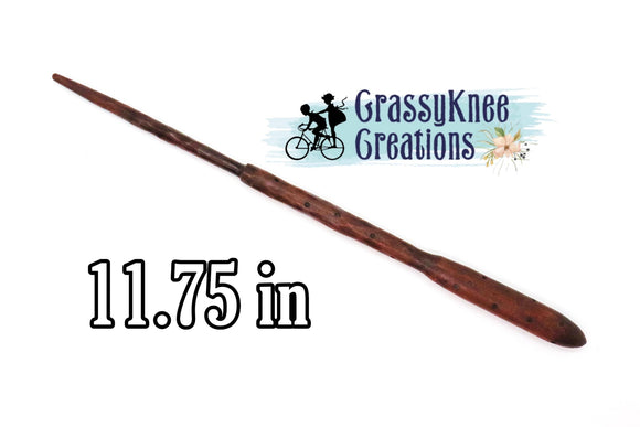 11.75 Boy Wizard Wand- small