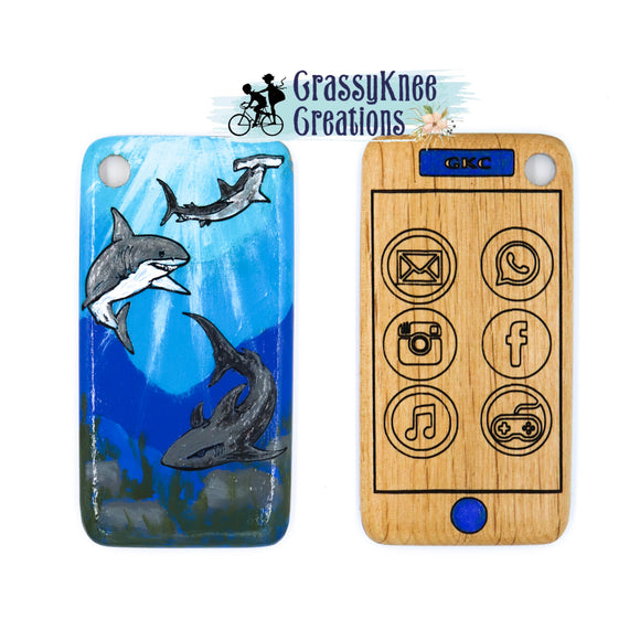 Shark Cove Smartphone