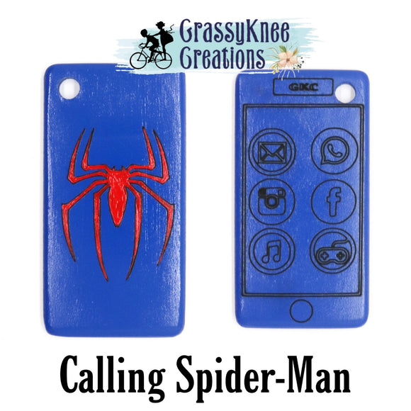 Spider Hero Smartphone