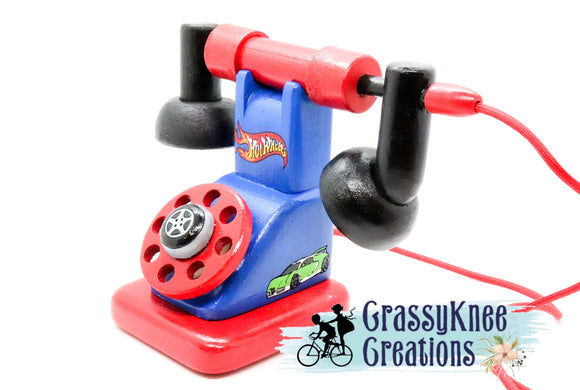 Hot Wheels Antique Phone Preorder