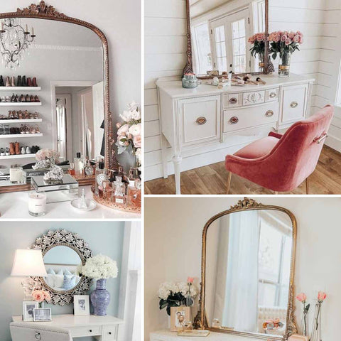 Create the Perfect Beauty Spot - Dressing Table Decor
