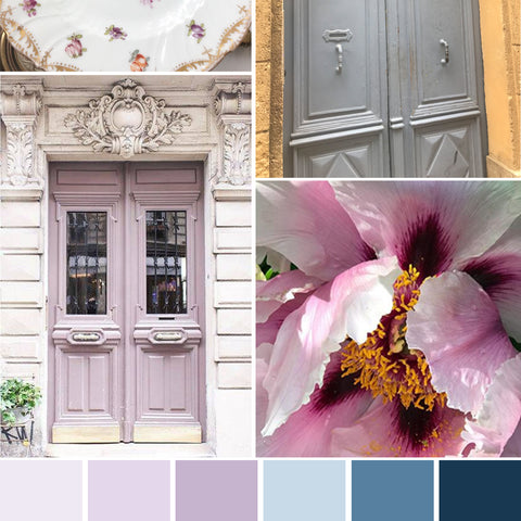 Our Parisian Palette
