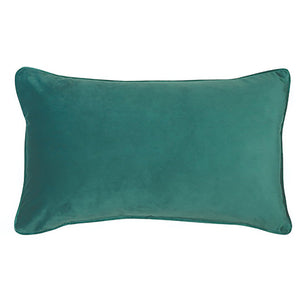 Mira Atlantic Velvet Cushion 30cm x 50cm