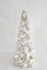 Glass Tree Silver Small