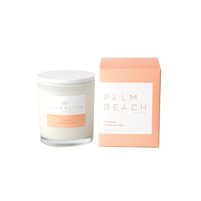 Palm Beach - Watermelon - Standard Candle 420G