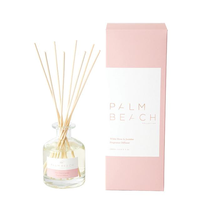 Palm Beach - White Rose & Jasmine - Diffuser 250Ml