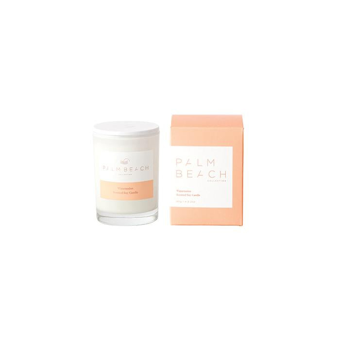 PALM BEACH - WATERMELON - MINI CANDLE 90G