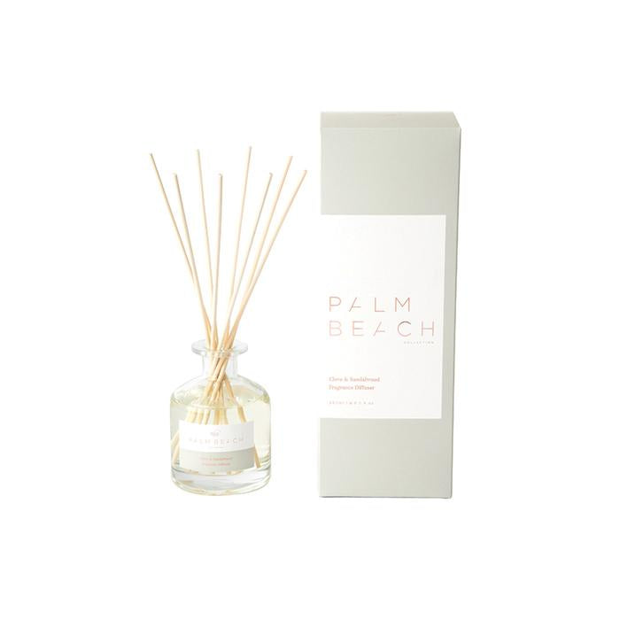 PALM BEACH - CLOVE & SANDALWOOD - MINI DIFFUSER 50ML