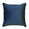 Mira Velvet Cushion - Navy