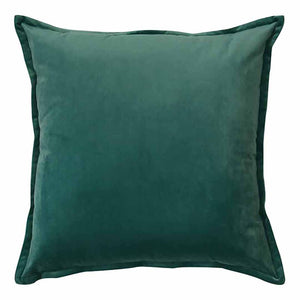 Mira Atlantic Velvet Cushion 50cm X 50cm