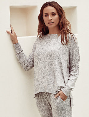 Astra Oversized Lounge Set Grey