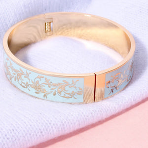 Montmarte Bangle Blue
