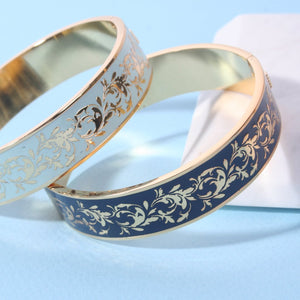 Montmarte Bangle Navy