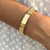 Montfleur Bangle Gold