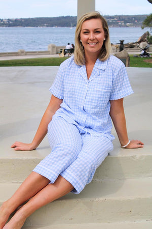 Sadie Pyjamas Blue