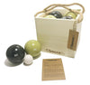 Premium Bocce In Carry Crate