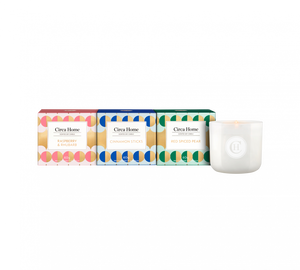 Circa Home Mini Candle Trio 3 X 60G 19