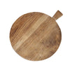 Elm Board Round With Handle