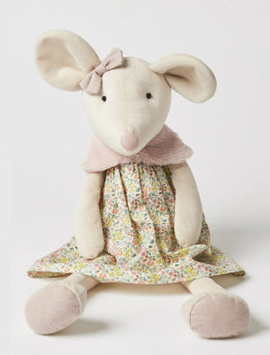 Charlotte Mouse With Skirt 60cm